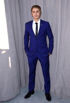 Justin Bieber Men's Suit