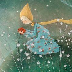The Little Prince - Le Petit Prince do IG da @manubluu Manuela Adreani