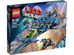 Lego Movie 70816 Benny's Spaceship Robot Emmet Minifigure 2014 for sale online Lego Film, Lego Movie Sets, Lego Sets, Party Bus, Legos, La Grande Aventure Lego, Lego Spaceship, Satellite Dish, Toys R Us