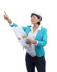 gafas de seguridad imagen de arquitecta en blog de uniformes web