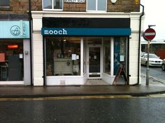 Mooch - cafe and purveyors of crafty bits and bobs. Check it out next time you are passing through Padiham
