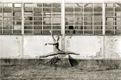 Dance and industrial buildings