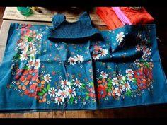 HANDMADE BABY DRESS PATTERN-rochita cu platca crosetata-pas cu pas
