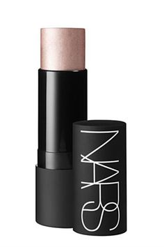 "What The Pros Really Use Backstage at NYFW #refinery29  http://www.refinery29.com/2014/09/74256/professional-beauty-tools-fashion-week-2014#slide-15  Be it in Multiple or Liquid form, you can always tell when a look was created using Copacabana. In fact, at Rag & Bone, Westman started by patting the cream format onto the high points of the face, and then, once all the makeup was complete, went over her application with the liquid for added radiance. ""I also added it to the tops of the ..."
