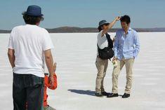 Takeshi - Making of BOMY juice CM