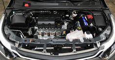 Motor 1.8 EconoFlex tem apenas 108 cv e 17,1 kgfm de torque com etanol (106 cv e 16,4 kgfm com gasolina), praticamente o mesmo que o motor 1.0 turbo de três cilindos do Volkswagen up! TSI (101/105 cv e 16,8 kgfm de torque)
