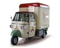 Resultado de imagen para piaggio food truck