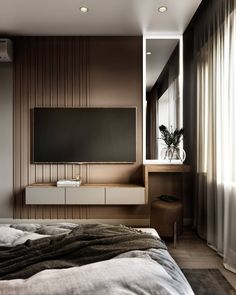 Home Interior Styles .Home Interior Styles Bedroom Tv Wall, Master Bedroom Interior, Luxury Bedroom Design, Bedroom Furniture Design, Home Room Design, Master Bedroom Design, Home Decor Bedroom, Home Interior Design, Bedroom Designs