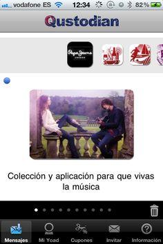 Pepe Jeans #MarketingMovil http://blog.es.qustodian.com/?p=1462