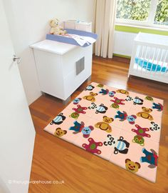 Selecting The Kids Bedroom Rugs Silver Grey Rug, Black And Grey Rugs, Decorative Pebbles, Duck Egg Blue Rugs, Childrens Rugs, Blue Ceilings, Orange Rugs, Brown Rug, Flowers