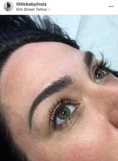 Microblading by Little Linda! absolutely love my new brows