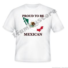 Proud to be Mexican from 1familystore on Square Market
