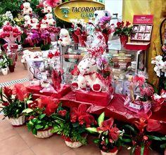 #SanValentín llega a #TacoronteGarden con #rojo #pasión #amor y #DetallesNarurales en #Tacoronte #Enamorate