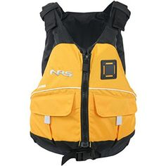 NRS Vista PFD Yellow LXL ** You can get more details by clicking on the image.Note:It is affiliate link to Amazon. #FishItSteadly