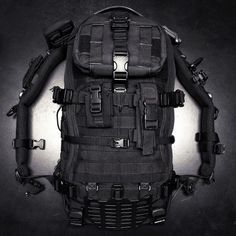 The Triple Aught Design FAST Pack Litespeed is so well designed that it couldn't merely be improved in future generations. It had to evolve. Tactical Survival, Survival Gear, Tac Gear, Tactical Backpack, Tactical Life, Tactical Clothing, Urban Survival, Cool Gear, Military Gear