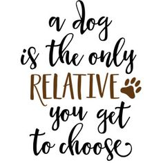 Dogs Silhouette Design Store: a dog is the only relative phrase - Dog Quotes, Animal Quotes, Silhouette Design, Cat Silhouette, I Love Dogs, Puppy Love, Jiff Pom, Dachshund Funny, Dog Halloween Costumes