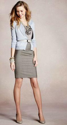 Beautiful Grey Suit