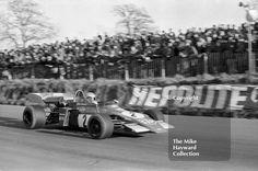 Niki Lauda - March 722 Ford BDA/Racing Engine Service - STP March Engineering - I John Player Formula 2 Championship Race - 1972 European Championship for F2 Drivers, Round 1 - John Player British F2 Championship, Round 1