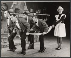 Show Girl.  1961 Broadway Classic with Carol Channing and Jules Munshin