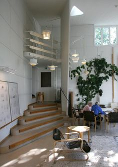 My favourite Architect - Alvar Aalto's Design Office Studio Tour