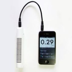iPhone Geiger Counter