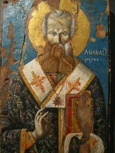 St Athanasios...