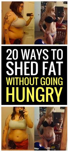 20 weight loss tips that won't make you feel hungry all the time.