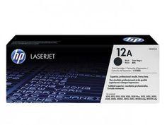 Toner HP Preto 12A LaserJet - Original com as melhores condições você encontra no Magazine Slgfmegatelc. Confira!