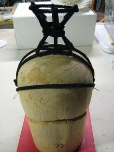 How to Make a Show Girl Headdress #costume