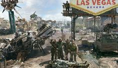 Image result for las vegas post apocalypse