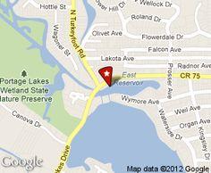 Biggins - ice cream Portage Lakes, Ohio Map of Business Portage Lakes, Ohio Map, Cuyahoga Falls, Summit County, My Happy Place, Ice Cream, Business, No Churn Ice Cream, Gelato
