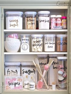 Use these creative pantry organizing ideas and tips we pulled together from these dream pantries to create a dream pantry area in your own home.