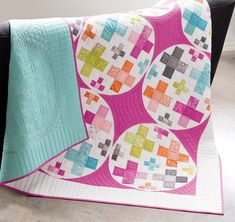 A Piece of Cake: Sweet and Simple Quilts from Layer Cake Squares: Peta Peace: Layer Cake quilt patterns that are easy for beginners. Modern plus quilt. Simple quilt patterns. affiliate link.