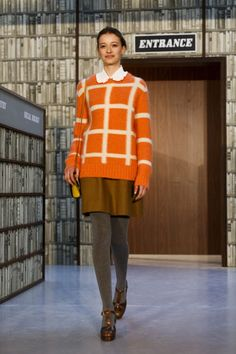Orla Kiely. See all our favorite looks from London fashion week fall 2015.