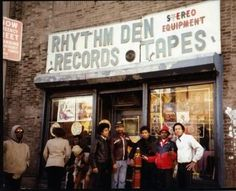 If u know this spot then ur a for real deal Bx Hip Hop Head.... This was the Birthplace of the Mixtape back then known as the party tape... Tremont Ave Bronx, NY -Omar Fam