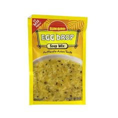 Egg Drop Soup Mix lot of (6) 1 oz packages Sun Bird  #SunBird