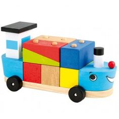 Prvá stavebnica loďka Wooden Toys, Play, Christmas, Hongkong, Rotterdam, Vehicles, Educational Toys, Wooden Toy Plans, Creativity