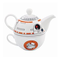 Star Wars BB-8 tea for one theepot