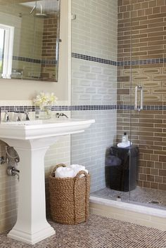 Bathrooms Are Also The Best Place To Use Exciting Designs Because Small E Means A