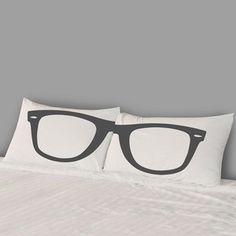 Glasses Pillowcases