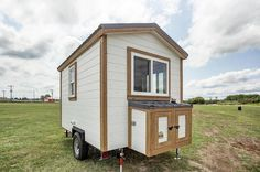 Off-Grid Tiny House - Nugget by Modern Tiny Living
