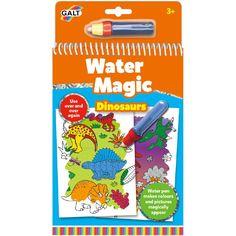 Galt Water Magic Dinosaurussen - kleuren met water