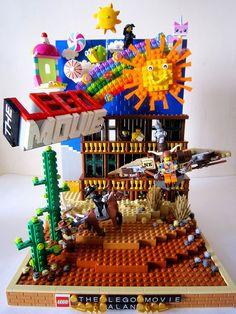 LEGO MOVIE MOC | Flickr - Photo Sharing!