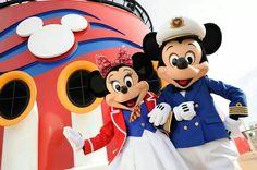 Disneys micky and minnie