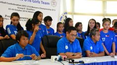 PH U16 women's football team to compete in AFC qualifier | Pinoy Headline dot Com