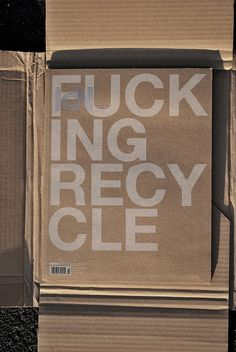 IdN #magazine recycle issue