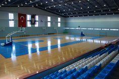 Dokuz Eylül Üniversitesi - Kapalı Spor Salonu
