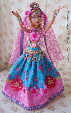 Sundari Gopi Dolls