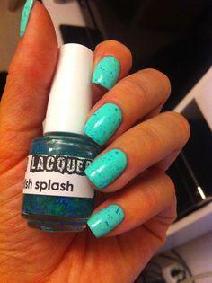 Lush Lacquer - Splish Splash (Polish Me Silly)