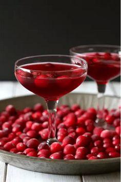 Cranberry Gimlet - GoodHousekeeping.com